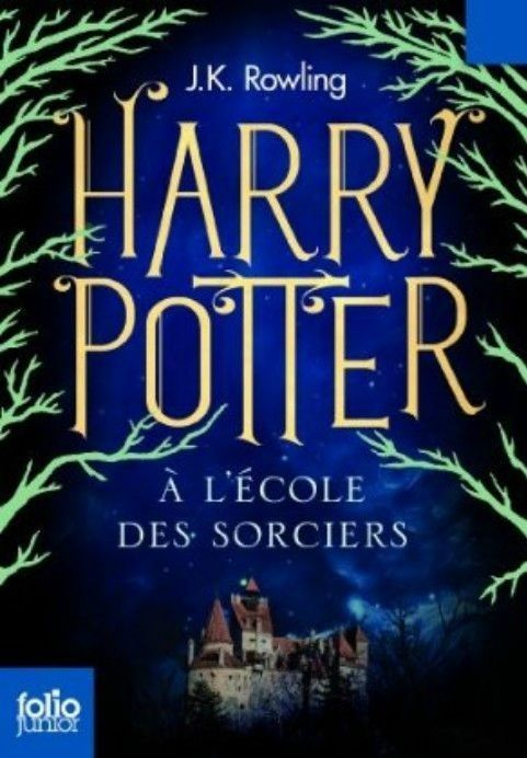 Cycle Potter - Harry Potter à l'école des sorciers